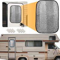 Big Ant RV Door Window Shade, 24.5 x 16.5 Inch Camper Sunshade Door Window Cover