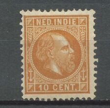 Nederlands Indië   9 F ongebruikt