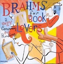 Brahms for Book Lovers: A Cozy Companion for Reading CD! BRAND NEW! SEALED!