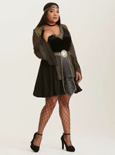 Torrid WARRIOR Halloween Costume Sz 3/4 NWT