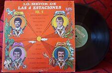 THE FOUR SEASONS **Lo Mejor Vol. II** VERY RARE 1972 Venezuela LP FRANKIE VALLI