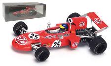 "SPARK S3380 marzo 711 # 25 ""STP"" 2nd Italiano GP 1971-RONNIE PETERSON scala 1/43"