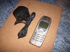 Nokia 6310i Orange Silver (world best phone! used but works well)