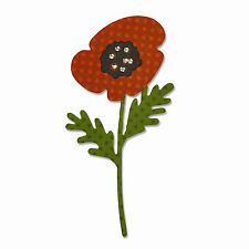 Fustella fustelle Fiore fiori ramo rami Stelo centro Big Shot 659269 sizzix