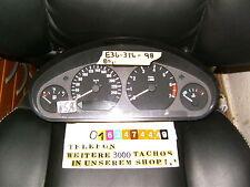 Velocímetro combi instrumento bmw e36 3er 62118360260 cluster cabina Speedometer