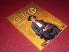[Comics] Gillon /Malka / THE ORDER OF CICERO 2 Set IN Exam Eo 1st Print. 2006