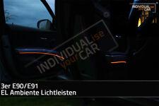EL Ambiente Lichtleiste Ambientebeleuchtung für BMW 3er E90/E91 - Türen
