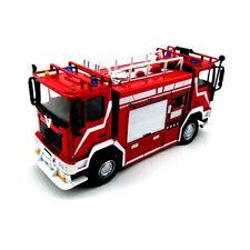 1:64 AMERCOM 2001 Janus 4000 Bi-fronte BAI Italy fire truck Diecast Model 1/64