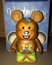 "Grizzly Gulch Bear and Cub Hong Kong Disneyland 3"" Vinylmation Park 14"