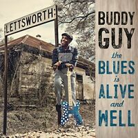 Buddy Guy - The Blues Is Alive And Well [New Vinyl LP] Gatefold LP Jac