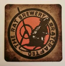 The Rat Brewery - Craft Beer Mat