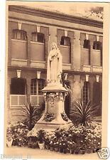 14 - cpa -Statue de Ste Thérèse de l'Enfant Jésus au carmel de LISIEUX ( i 1917)