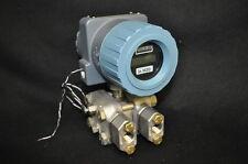 NEW - Foxboro 823DP Electronic Digital Differential Pressure Transmitter 3000PSI