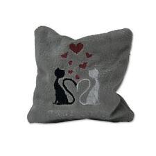 Bavarian - Valerian True Love Embroidered Grey Kitty Play Sack