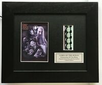 LORD OF THE RINGS - FELLOWSHIP OF THE RING v2 Original Filmcell Memorabilia