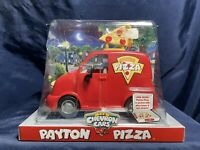 NEW! The Chevron Cars PEYTON PIZZA Vintage 2005
