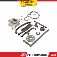 Timing Chain Kit Water Pump for 90-95 Toyota Previa 2.4L DOHC 2TZFE