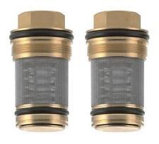 """Coppia filtri con valvola di non ritorno per termostatici 3/4"""" GROHMIX 1411700M"""