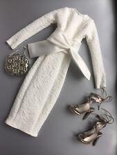 "Tonner 17"" Deedee Denton White Hot Doll Clothes Outfit NRFB - Lara Croft Body"