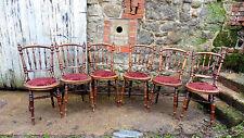 Beech Victorian Chairs (1837-1901)