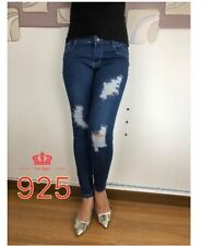 TATTERED JEANS 925 (SIZE.32)