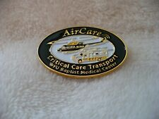 AAB- AIR CARE CRITICAL CARE HELICOPTER TRANSPORT (ENAMEL) PIN   #297