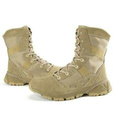 New Mens Army Combat Camouflage High Top Ankle Boots Tactical Boots Work Shoes