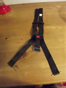 Graco Snugride Click Connect 30 / 35 Seat Belt Strap Harness Buckle replacement