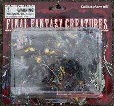 Final Fantasy Creatures Diamond Weapon & Seymour: Evolution NOS FREE USA Ship