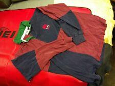 Rare MG V8 Register Official Merchandise Polo Shirt Top Green/maroon/dark blue