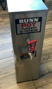 BUNN HW2 HOT WATER DISPENSER 02500-0001 120VAC 15A 1800W 60HZ 1PH 200F
