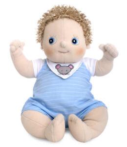Baby ERIK von RubensBarn 45cm Stoffpuppe Rubens Barn Puppe 150081