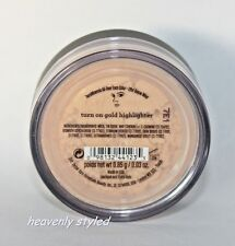 bareMinerals All-over Face Color Turn On Gold Highlighter Mineralien 0 85g