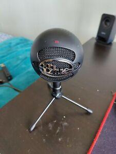 Blue Microphones - Black Snowball ICE - USB Microphone