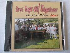 Drei Tage auf Kegeltour mit Helmut Weisker - Folge 1 - CD Neu & OVP