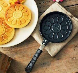 Takashi Murakami Pancake Frying Pan Flower Design Only Frying Pan Japan