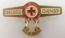 DDR Ehrenspange Pflegedienst in Gold, Stufe I für 1000 Stunden