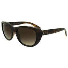 Genuine Ray-Ban Rb4227 710/13 55 Brown Gradient Lens Sunglasses - Tortoise
