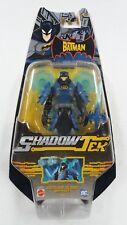 Mattel - Shadow Tek - Samurai Slash Batman Figurine - New & Sealed