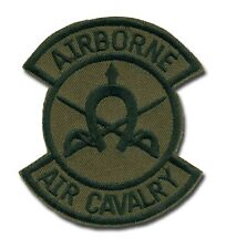 Airborne Air Cavalry Subdued Patch L214