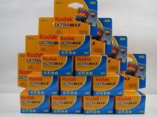 Kodak UltraMax 400 Color Print 35mm Film [GC 135-36] 36 Exposures