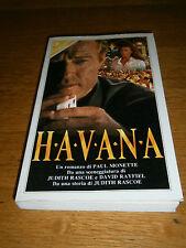 Paul Monette, Havana, Sperling & Kupfer - 1^ edizione 1991