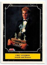 Lot Of 225 1991-92 Score Hockey Eric Lindros Awards Medals Honors Card # 355