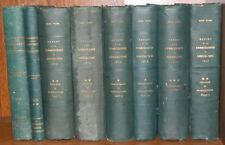 Report of the Commissioner of Agriculture New York 1903~1904~1913~1917
