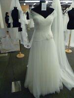La Sposa Eshe Wedding Dress Size 14