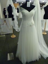 La Sposa Eshe Wedding Dress Size 14