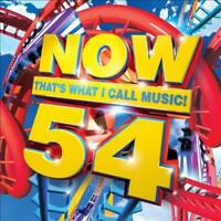 VARIOUS ARTISTS - NOW THAT'S WHAT I CALL MUSIC! 54 NEW CD