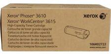 Xerox 106R02722 Toner black High Capacity für Phaser 3610 WorkCentre 3615  OVP B