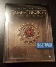 Game of Thrones The Complete Fifth Season 5 - Limited Edition Blu-ray Steelbook