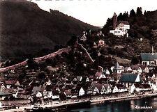 Hirschhorn , Ansichtskarte,  gelaufen